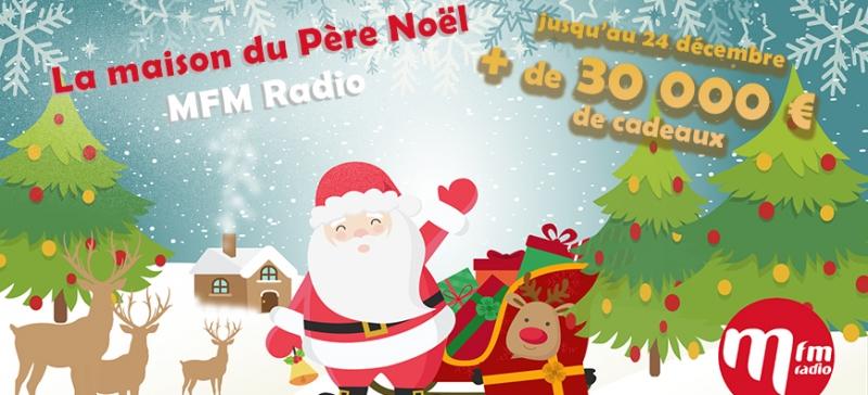 C'est déjà noël sur MFM Radio!