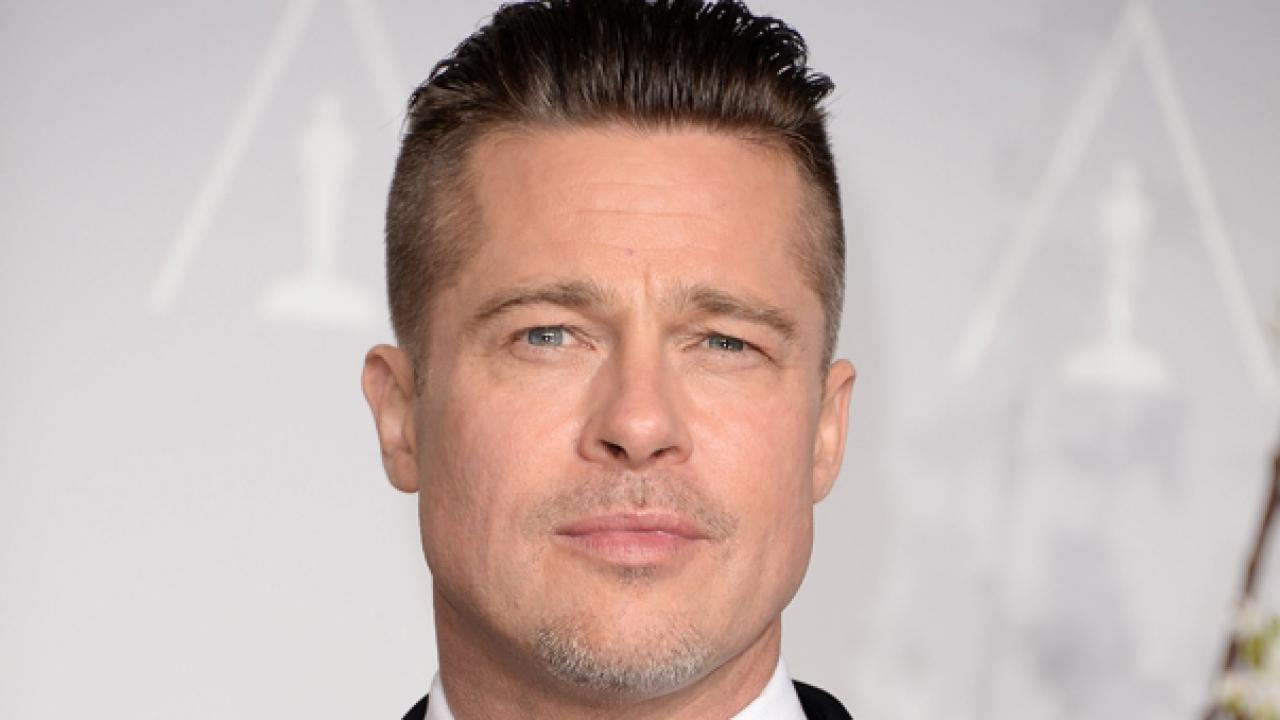 Brad Pitt en pleine d&... Brad Pitt News