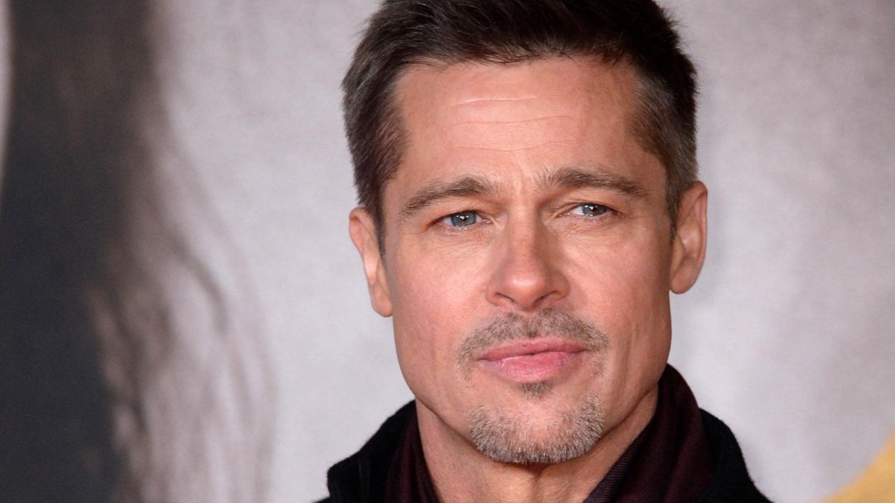 Brad Pitt rembarre une... Brad Pitt News