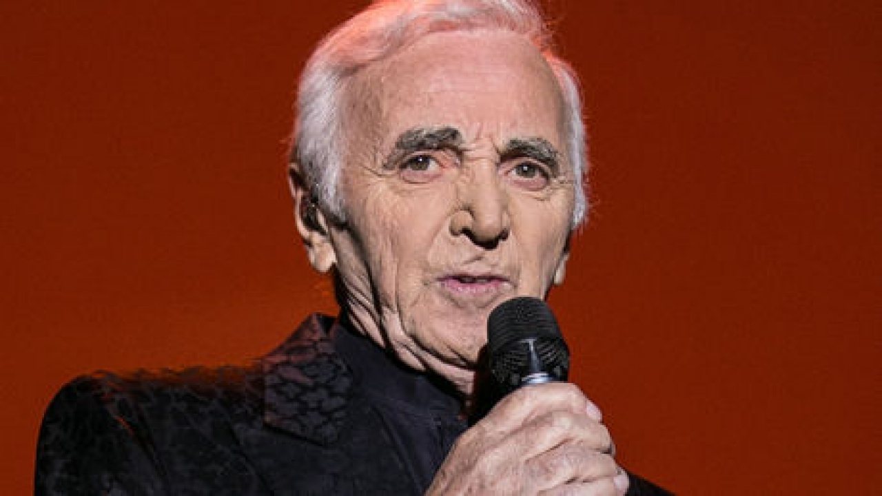 Charles Aznavour - Yesterday, When I Was Young / All Those Pretty Girls