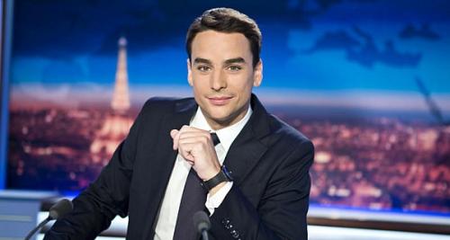 Julian bugier le journaliste aux 9 journaux par semaine sur france 2 - Journaliste femme france 2 ...