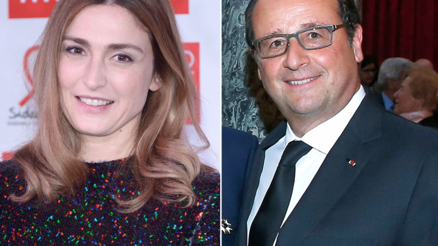 julie gayet et fran ois hollande seraient s par s. Black Bedroom Furniture Sets. Home Design Ideas