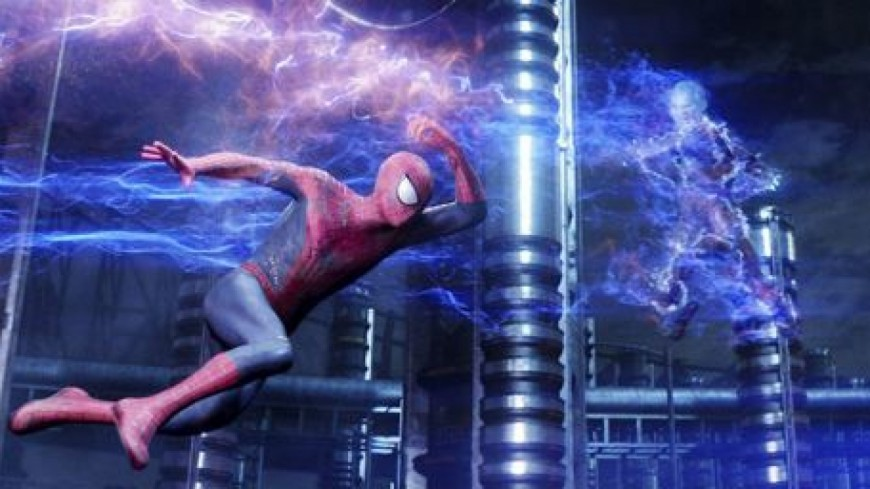 The Amazing Spider-Man fait un flop sur TF1 — Audiences
