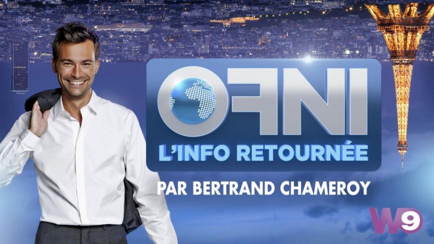 Son coup de gueule contre W9 — Bertrand Chameroy