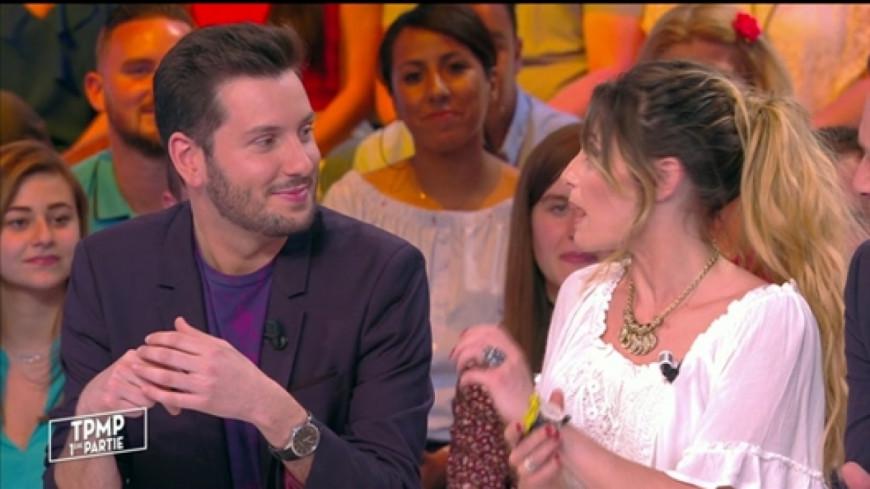 VIDEO. Capucine Anav et Maxime Guény s'embrassent !