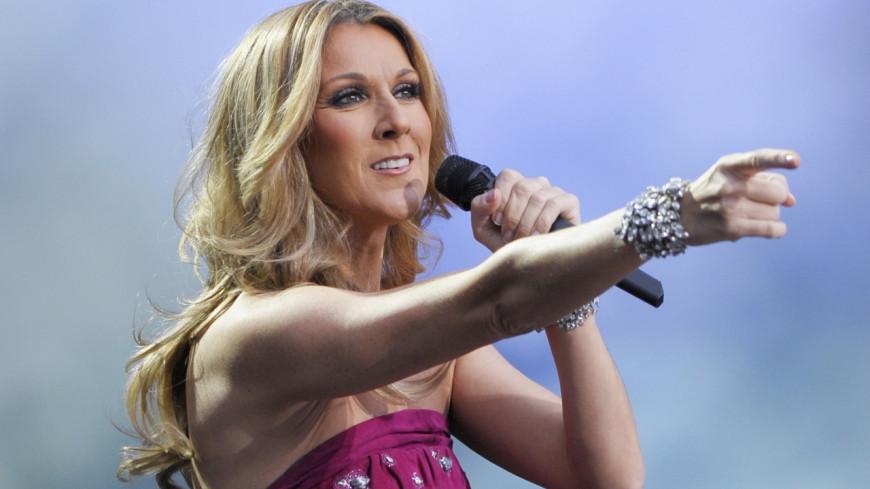 Céline Dion ne passe pas inaperçue à l'Opéra de Paris