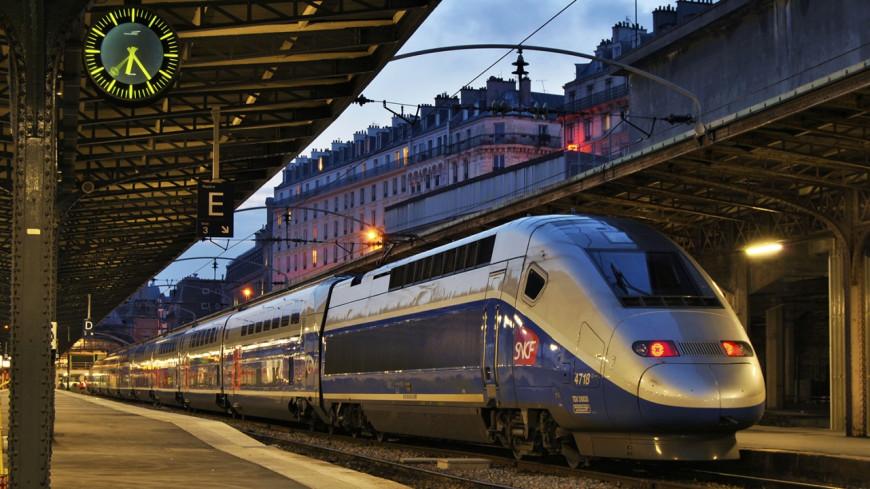 Un comédien a eu une mauvaise surprise dans le TGV.