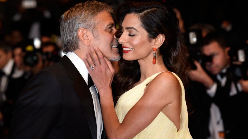 George Clooney est papa !
