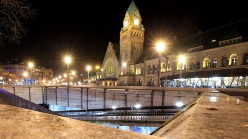 Metz a la plus belle gare de France