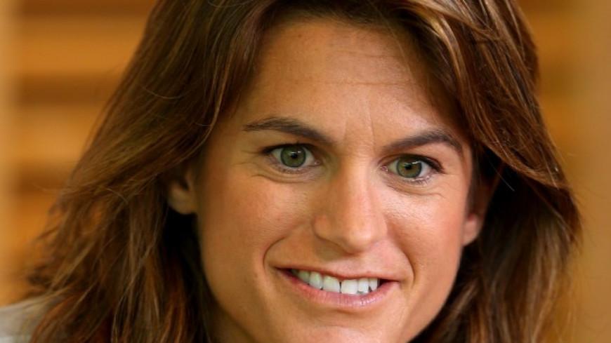 Amélie Mauresmo a accouché de son deuxième enfant