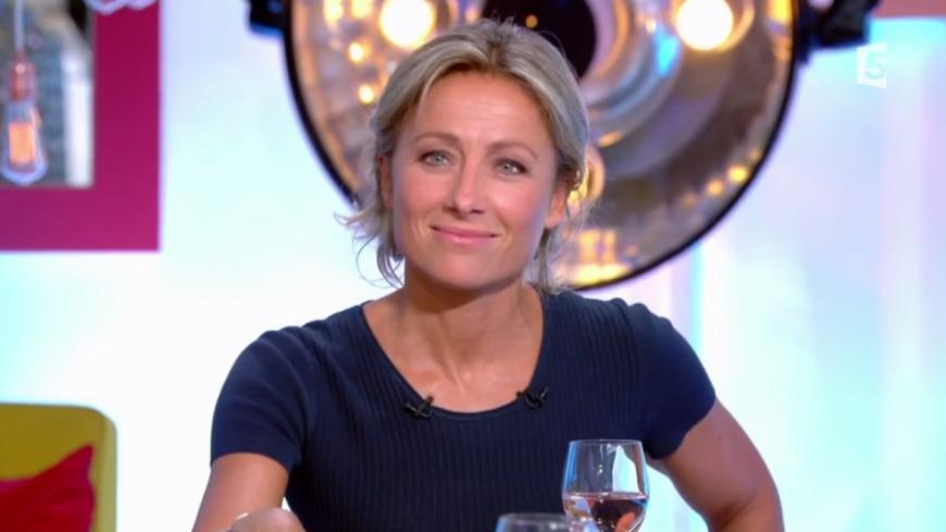 C à vous : Anne-Sophie Lapix a présenté sa dernière émission