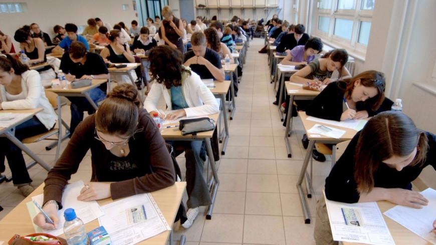 61 lycéens doivent repasser une épreuve du bac.