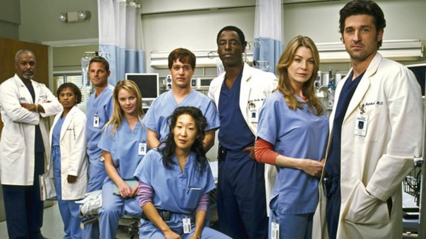 AUDIENCES TV. TF1 en tête avec « Grey's Anatomy ».
