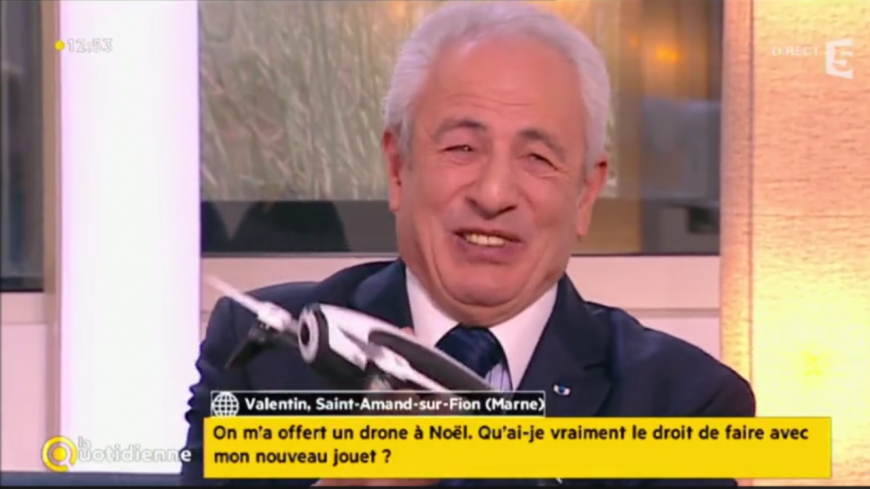 (Vidéo) Gros fou rire dans « La Quotidienne » sur France 5.