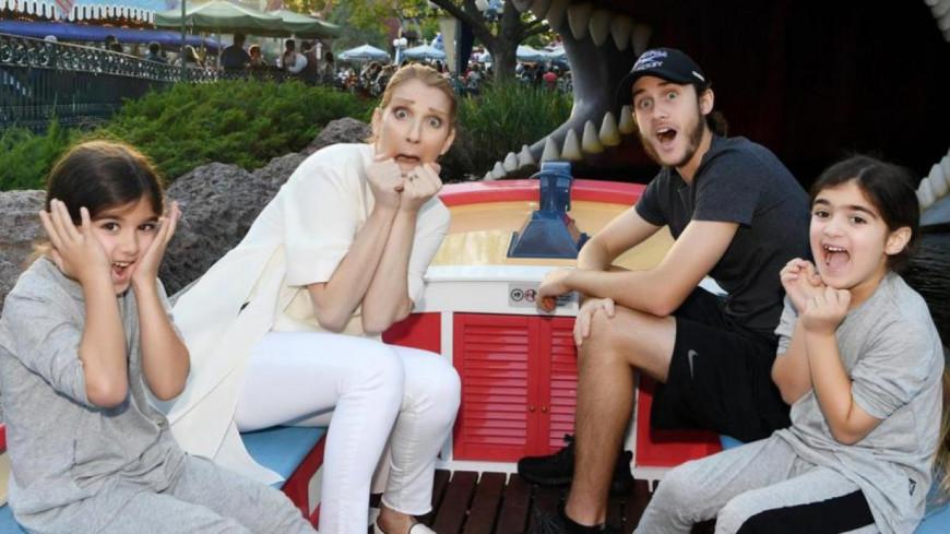 Céline Dion : ses fils lui adressent un message vidéo trop craquant !