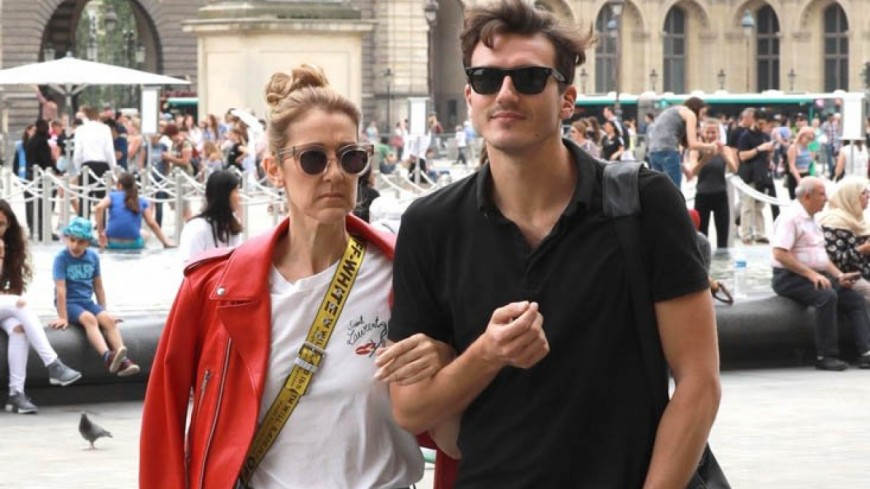 PHOTOS. Céline Dion en couple ? Elle est très proche de son danseur !