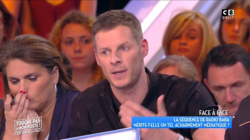 VIDEO. Matthieu Delormeau réagit à la polémique sur TPMP