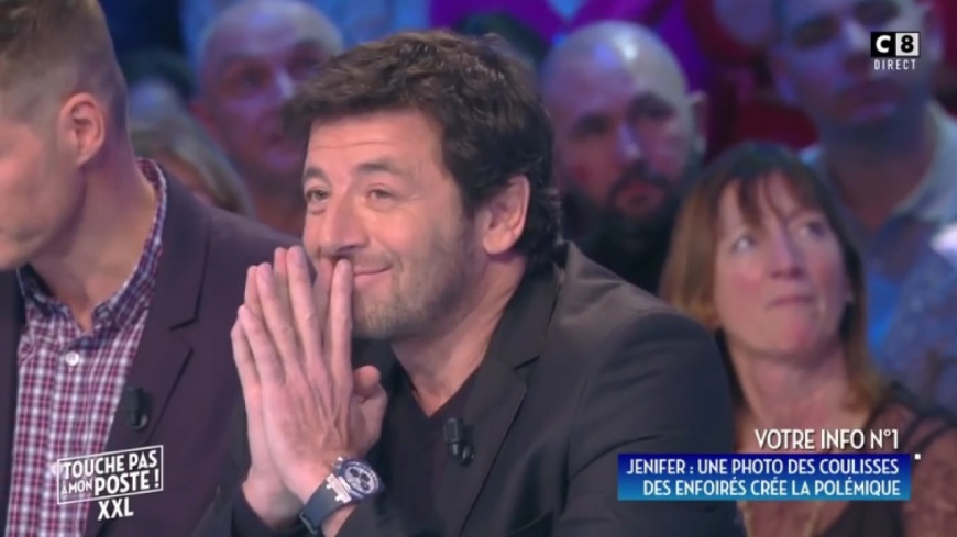 (VIDEO) Patrick Bruel prend la défense de Jenifer !