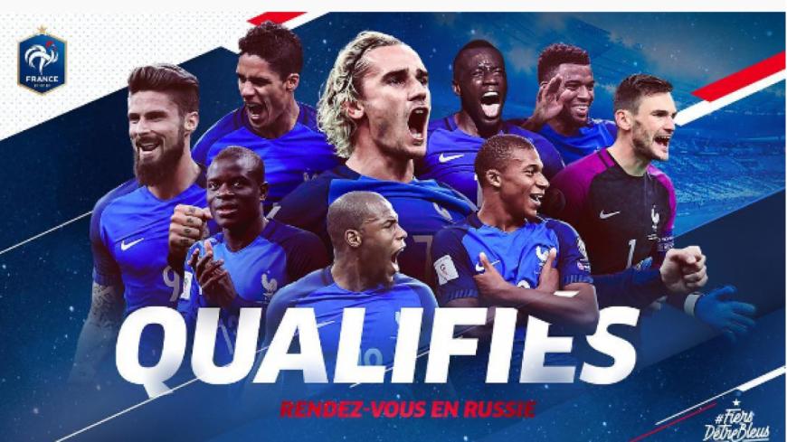 Les Bleus qualifient TF1 en finale des audiences