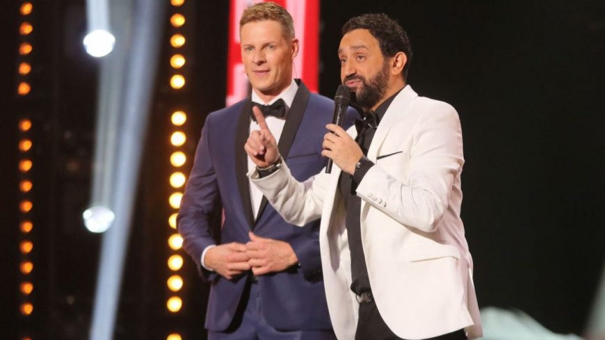 Il franchit un nouveau cap — Cyril Hanouna