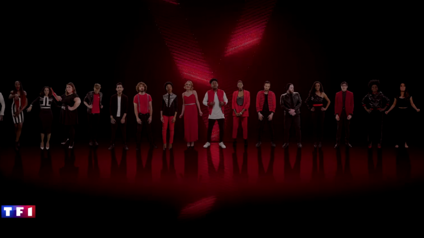 (VIDEO) « The Voice » : Les 16 talents reprennent Ed Sheeran !