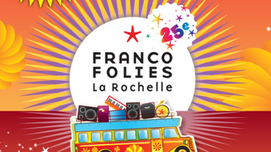 Francofolies de La Rochelle : Découvrez les premiers noms !