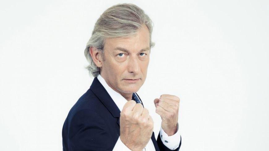 TF1 dit non à Gilles Verdez