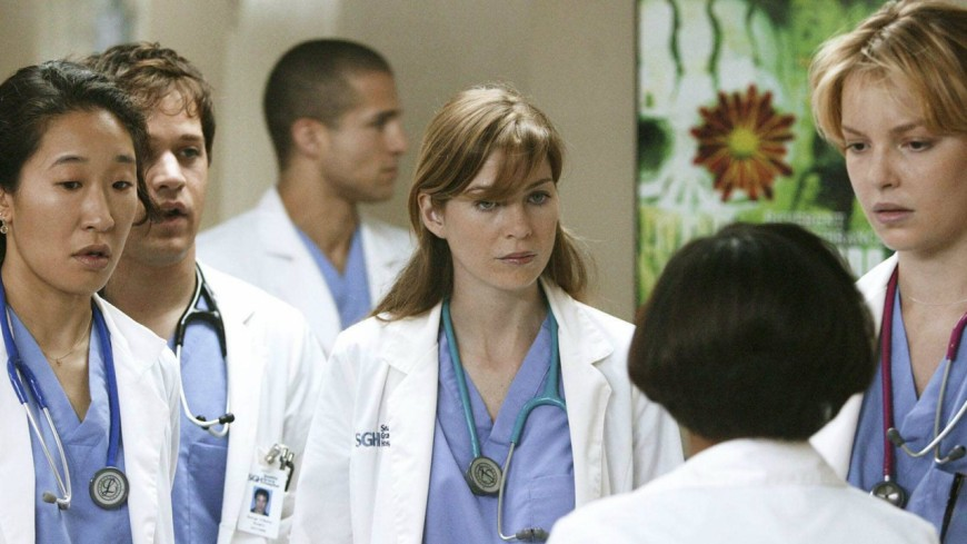 Audiences TV : « Grey's Anatomy » où la valeur sûre de TF1.