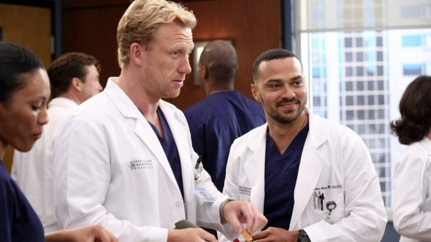 Audiences : « Grey's Anatomy » sauve TF1