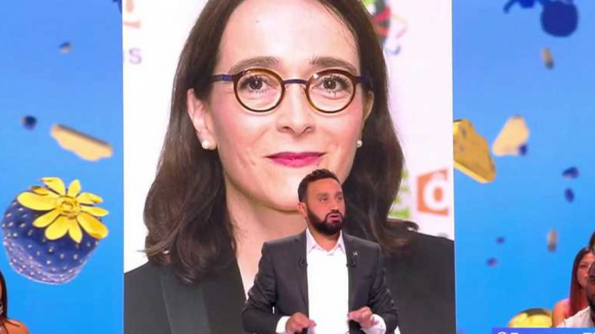 Cyril Hanouna descend Delphine Ernotte