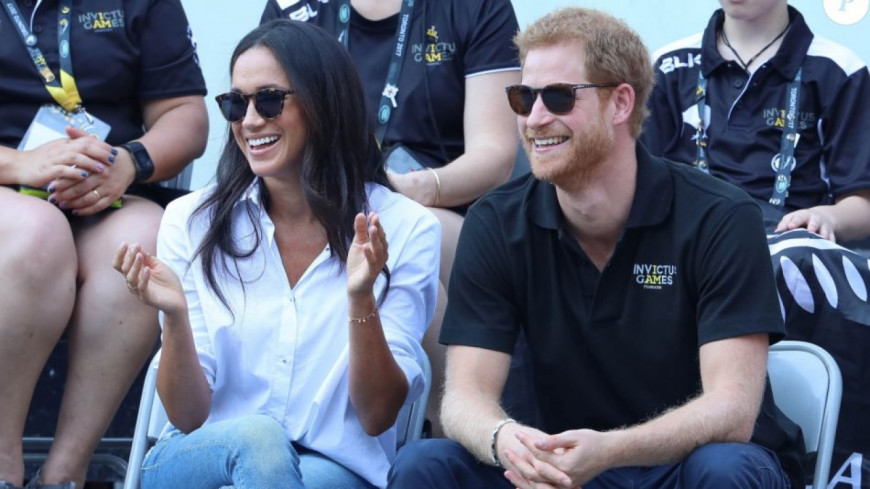 [VIDEO] Le Prince Harry et Meghan Markle, c'est officiel !