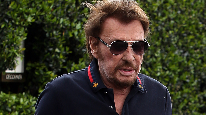 Son manager rassure ses fans — Johnny Hallyday
