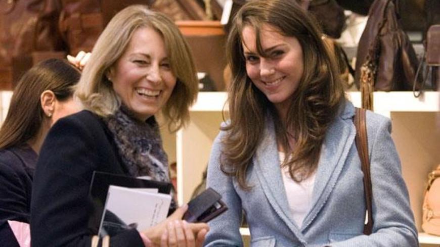 Kate Middleton mise au régime par sa mère
