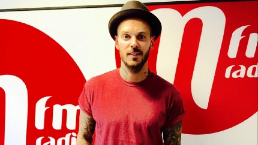 M. Pokora reprend un tube d'une star de la chanson française