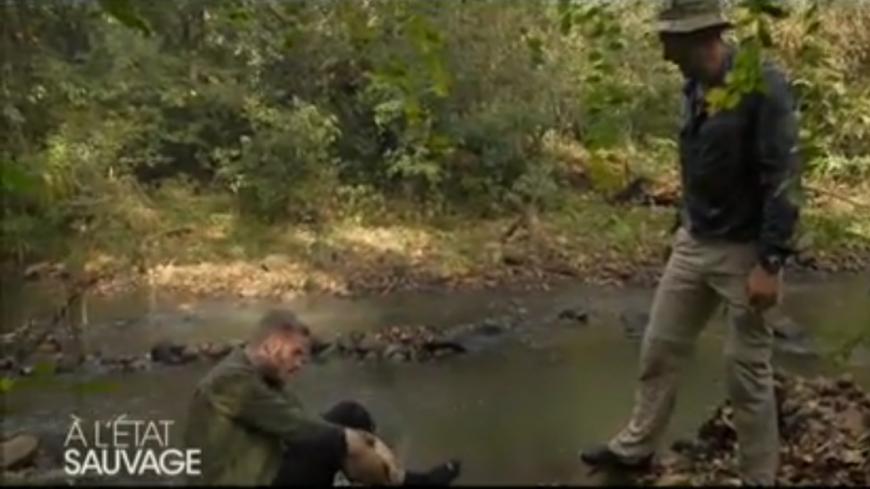 (Vidéo) Matt Pokora attaqué par des sangsues