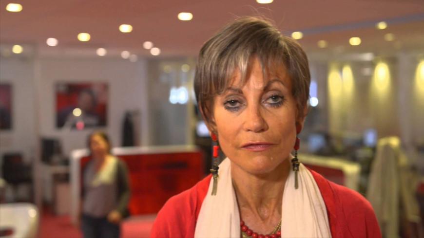 VIDEO. Isabelle Morini-Bosc nue devant un cambrioleur
