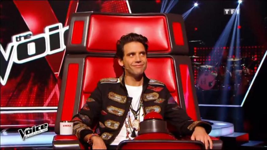 Mika réagit à l'arrivée d'Obispo dans The Voice 7