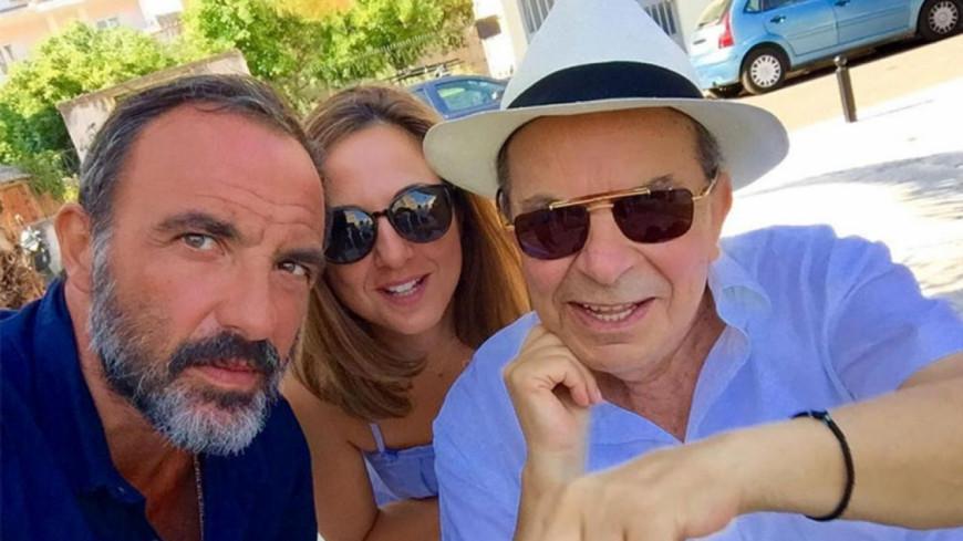 Nikos Aliagas est en deuil