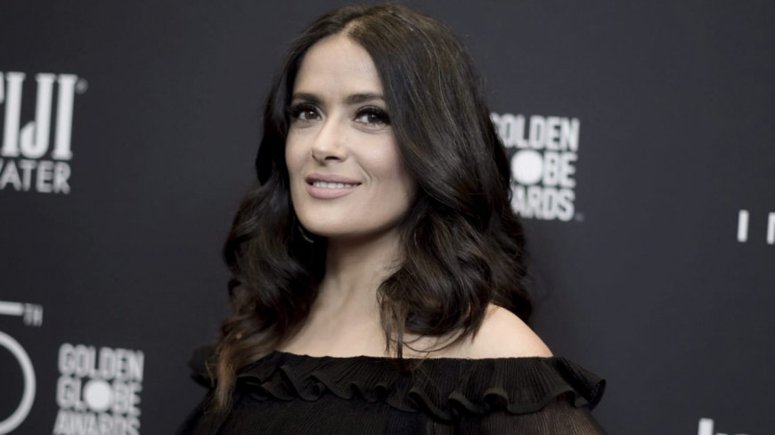 Harvey Weinstein à Salma Hayek