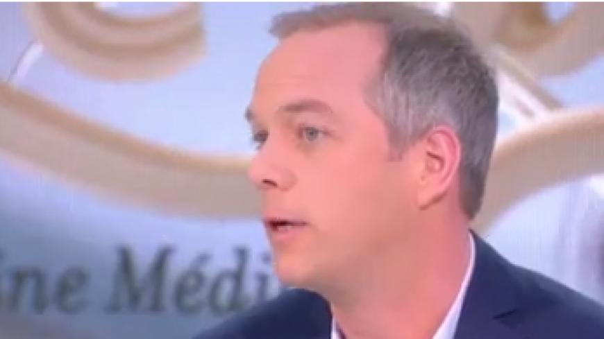 (Vidéo) Julien Arnaud raconte son rôle de joker à TF1