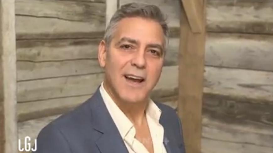 George Clooney fait un petit sketch drôle pour les Césars (vidéo) — LGJ