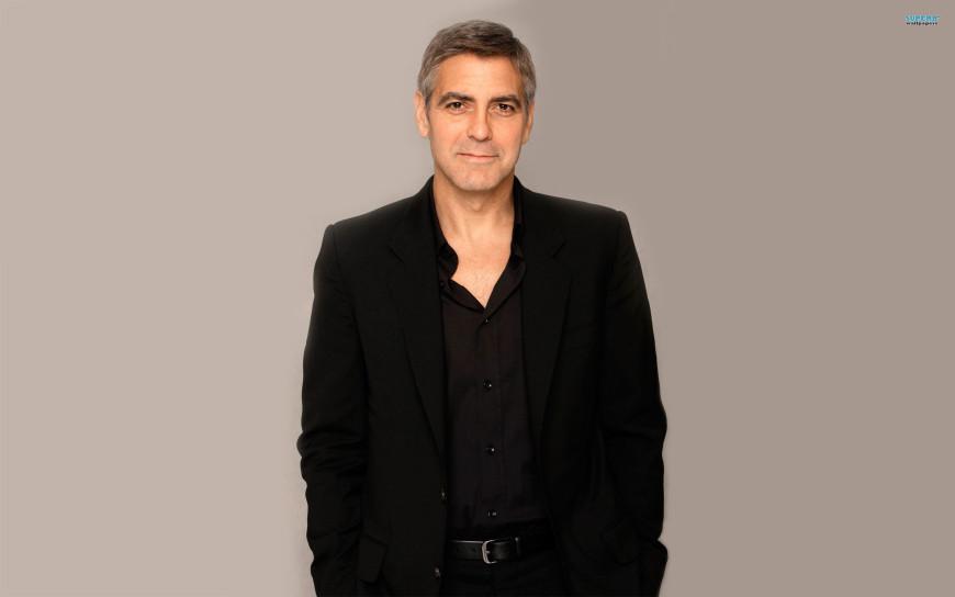 De grands acteurs à l'affiche du prochain film de George Clooney !