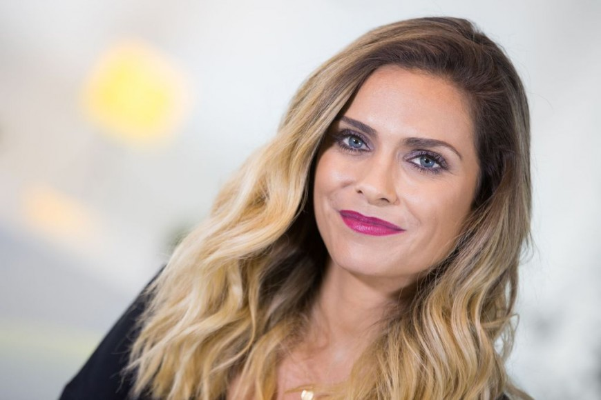 Clara Morgane, la photo topless
