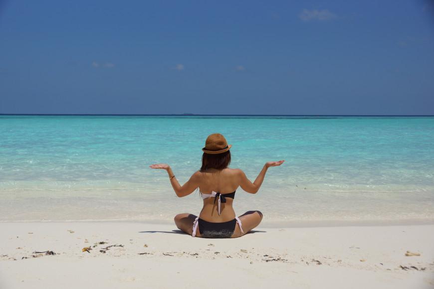 Faites du sport à la plage sans vous fatiguer