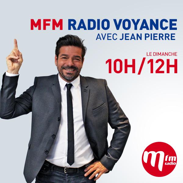 MFM Radio Voyance avec Jean Pierre