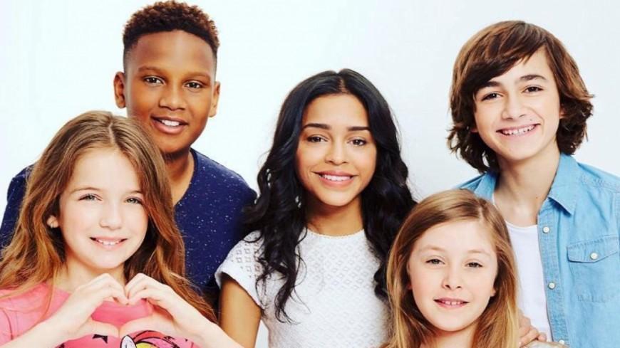 Découvrez le nouveau clip des Kids United